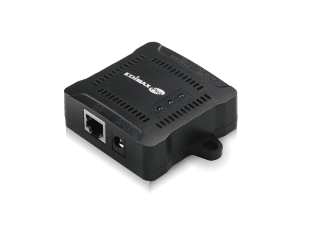 Edimax Pro GP-101ST IEEE 802.3at Gigabit PoE+ Splitter with Adjustable 5V DC, 9V DC, 12V DC Output