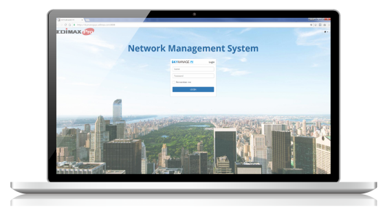 Edimax Pro SkyManage PC wireless network management software