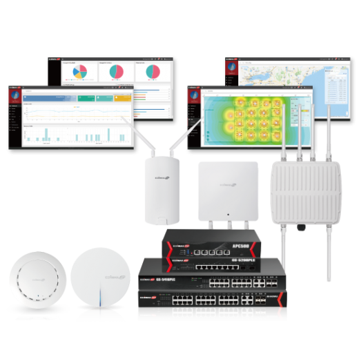 Edimax Pro Product Family, Access Points, NMS, AP Controller, SkyManage PC, Web Smart PoE Switch, Gigabit