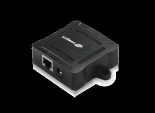 Edimax Pro GP-101ST IEEE 802.3at Gigabit PoE+ Splitter with Adjustable 5V DC, 9V DC, 12V DC Output