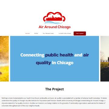EDIMAX AirBox case study Air Around Chicago, USA