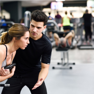 EDIMAX EdiGreen AirBox case study: gym