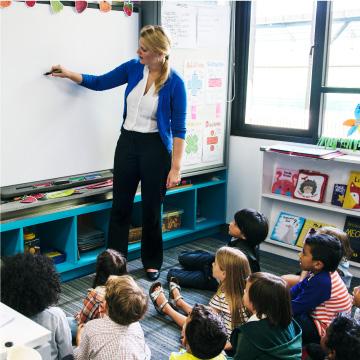 EDIMAX EdiGreen AirBox case study: Kindergarten or Campusegym