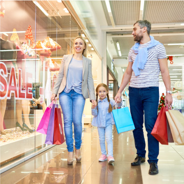 EDIMAX EdiGreen AirBox case study: shopping mall