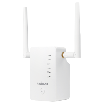 Edimax Home Networking RE11S AC1200 Dual-Band Home Roaming Wi-Fi Upgrade Extender