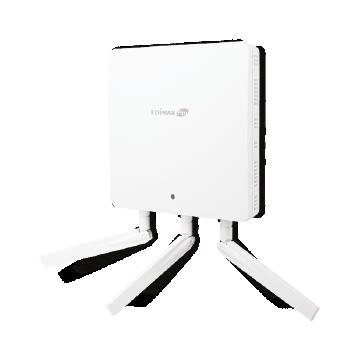 Edimax SMB Wi-Fi WAP1750 AC1750 Wi-Fi 5 Dual-Band Wall-Mount PoE Access Point