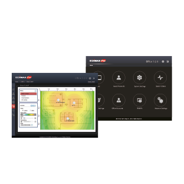 Edimax SMB Wi-Fi Office 1-2-3 NMS (Network Management Suite)
