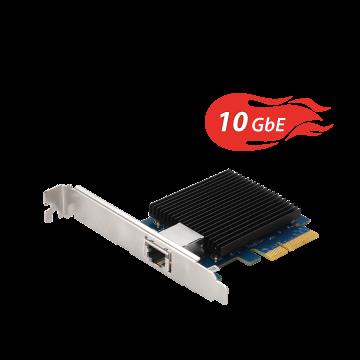 Edimax SMB EN-9320TX-E V2 10 Gigabit Ethernet PCI Express Server Adapter