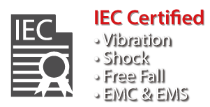 Edimax Pro Durable Industrial Switch, IEC Certified