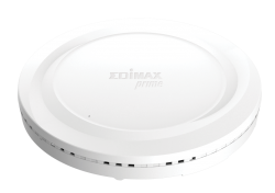 Edimax CA1800 AX1800 Wi-Fi 6 Ceiling Mount PoE Access Point for SMB, school, business, enterprise, hotel, hospital, restaurant, shopping mall