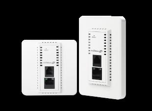 Edimax Pro IAP1200 In Wall PoE Gigabit Access Point