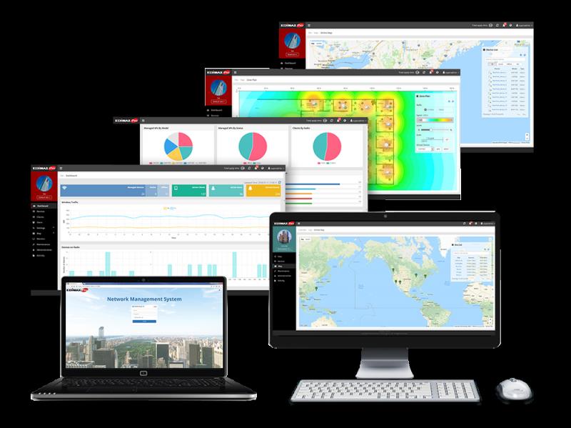 Edimax Pro SkyManage PC Wireless Network Management Software
