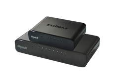 Edimax ES-5800G V3, ES-5500G V3, 8-port, 5-port Unmanaged Gigabit Switch