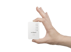 Edimax EW-7438RPn Mini N300 Mini Wi-Fi Extender/Access Point/Wi-Fi Bridge