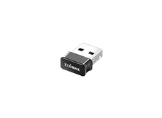 Edimax EW-7822ULC AC1200 Dual-Band MU-MIMO USB Adapter ​Upgrade Your Laptop to MU-MIMO