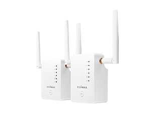 Edimax Gemini RE11 Whole Home Wi-Fi Upgrade Kit, Access Point and Range Extender