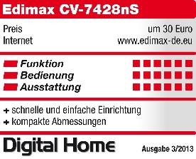 EDIMAX - WLAN Bridges - N300 - N300 Universal Wi-Fi Bridge für Smart ...