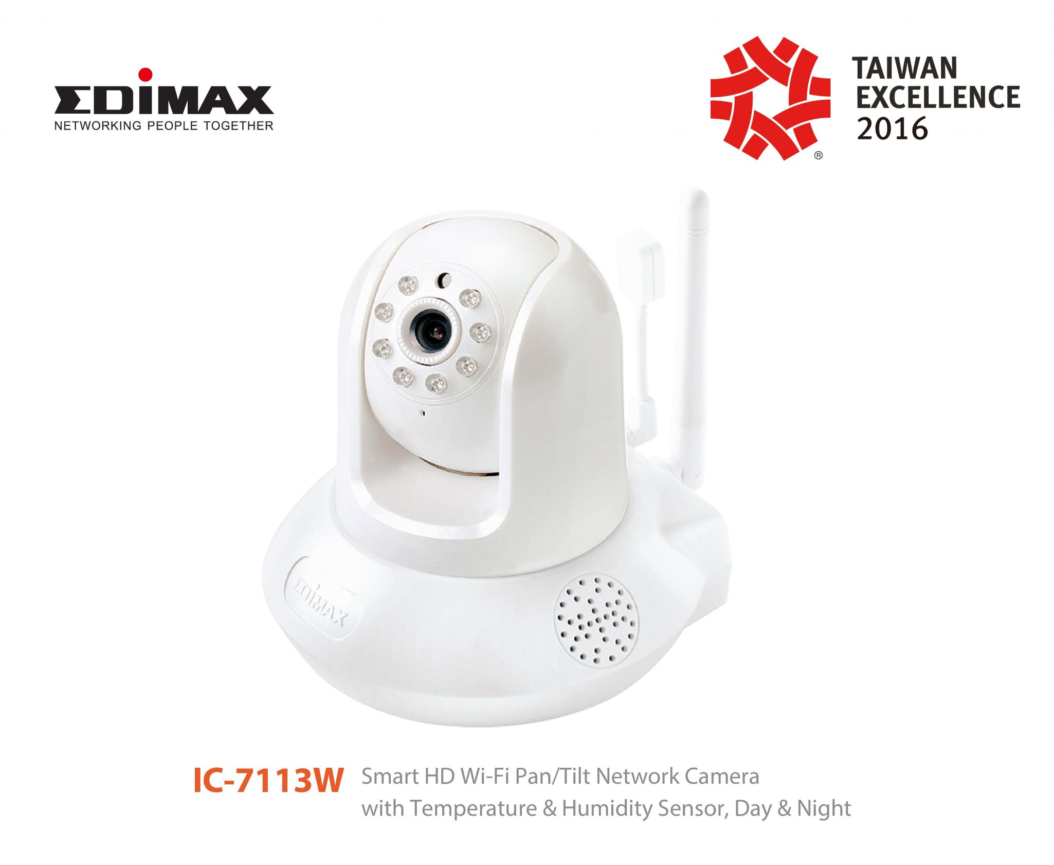 IC-7113W Taiwan Excellence 2016