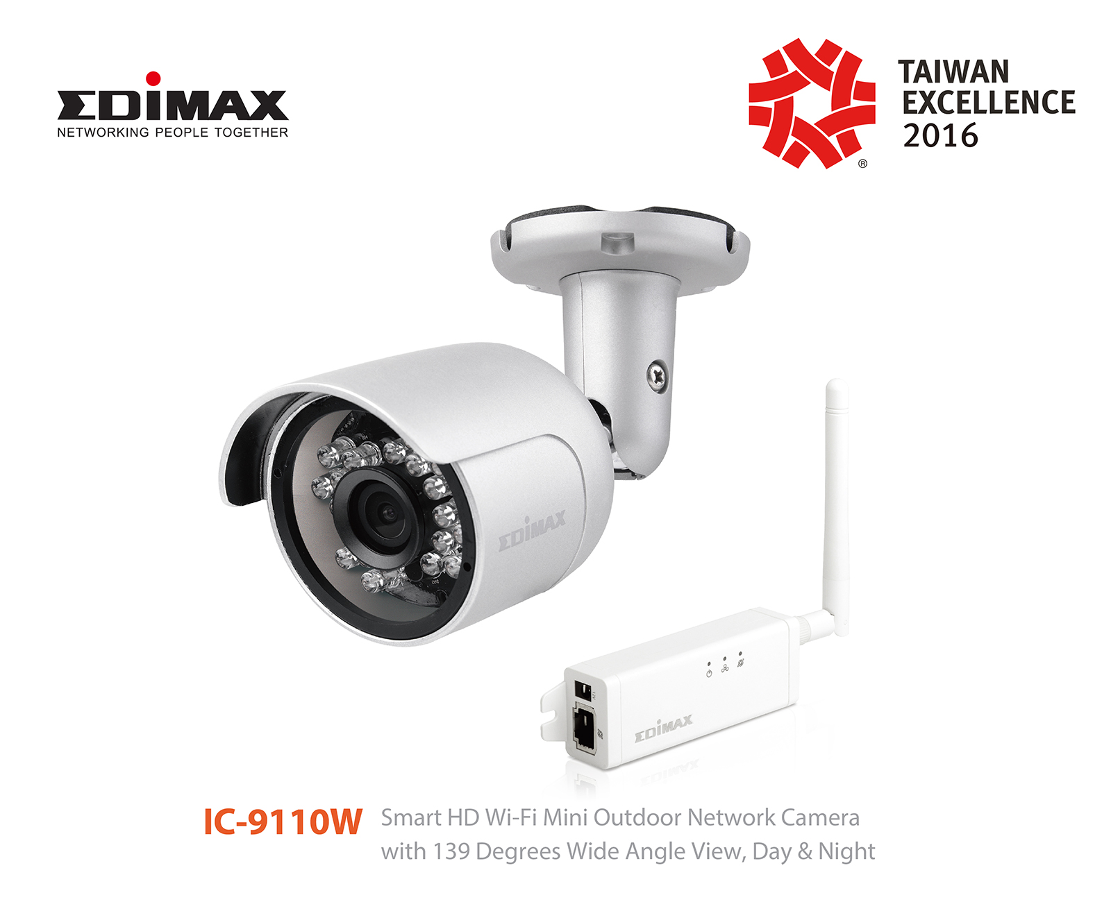 IC-9110W Taiwan Excellence 2016