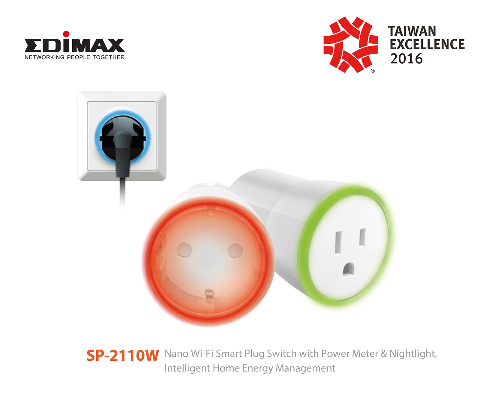 SP-2110W Taiwan Excellence 2016