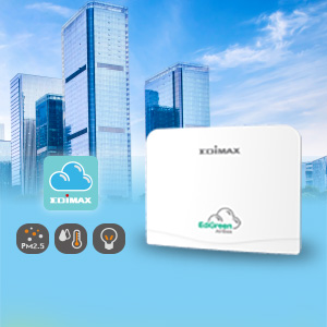 Edimax AirBox EdiGreen Air Quality Solution