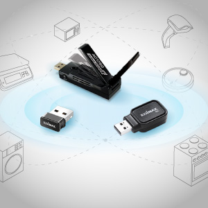Edimax Embedded Wireless Adapter Solution