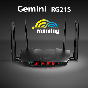 Edimax Gemini RG21S Whole Home Wi-Fi Roaming Router