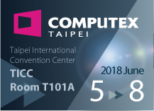Visit Edimax at Computex Taipei 2018 on June 5 to 8