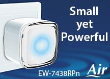 Edimax EW-7438RPn Air N300 Wi-Fi Range Extender with EdiRange App