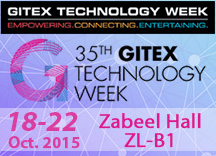 Edimax at GITEX 2015, Dubai World Trade Centre, 18-22 OCT