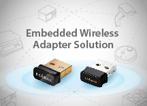 Embedded Wi-Fi Adapter