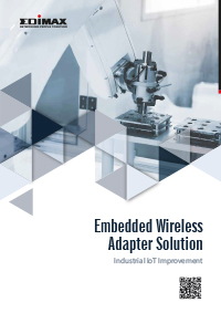 Embedded Wireless Adapter Solution (Flyer)