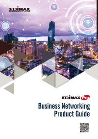 Business Networking Product Guide (Flyer)