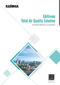 EdiGreen Total Air Solution (Flyer)