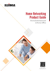Edimax Home Networking Product Guide (Flyer)