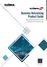 Edimax Business Networking Product Guide (Flyer)