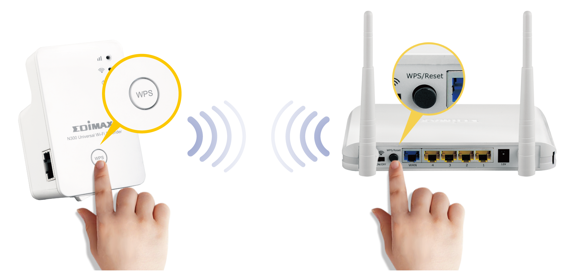 Edimax EW-7438RPn N300 Universal Smart Wi-Fi Extender/Access Point EW-7438RPn_V2_WPS.png