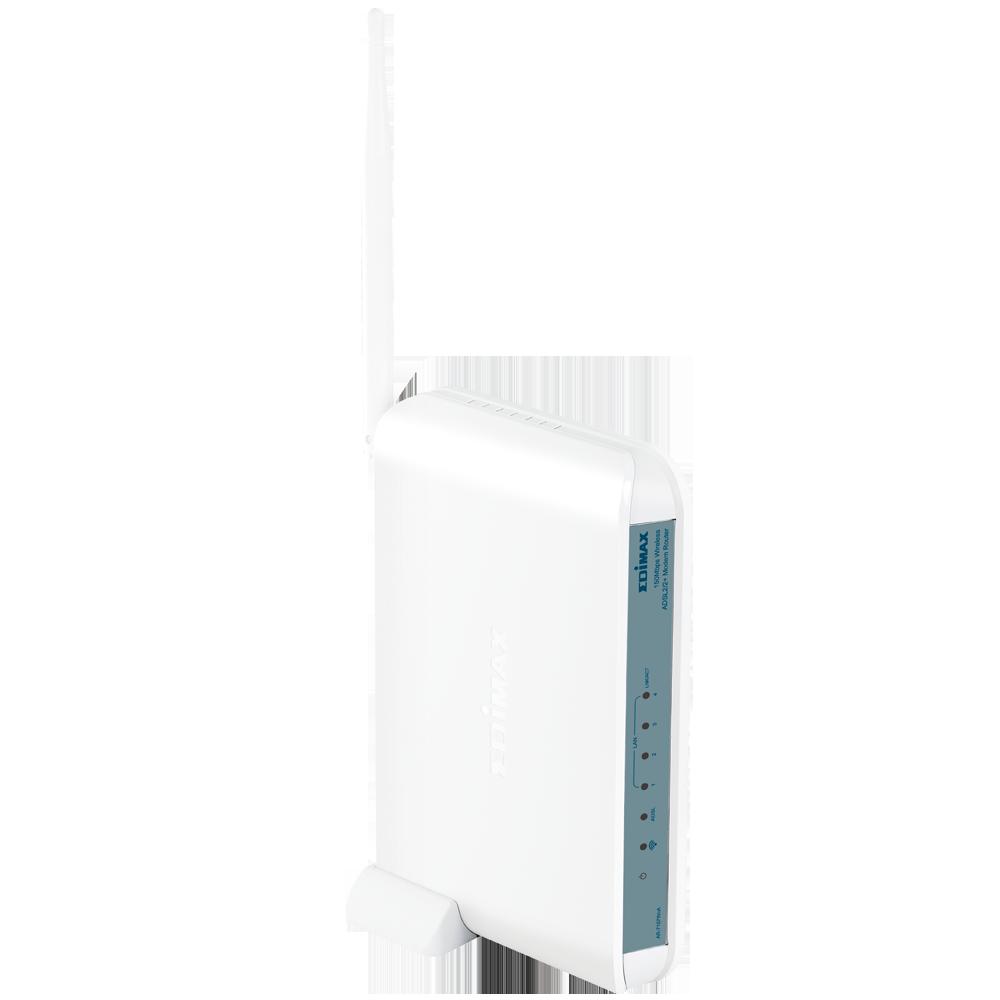 EDIMAX - Auslaufmodelle - ADSL Modem Routers - Drahtloser 150 Mbit/s ...