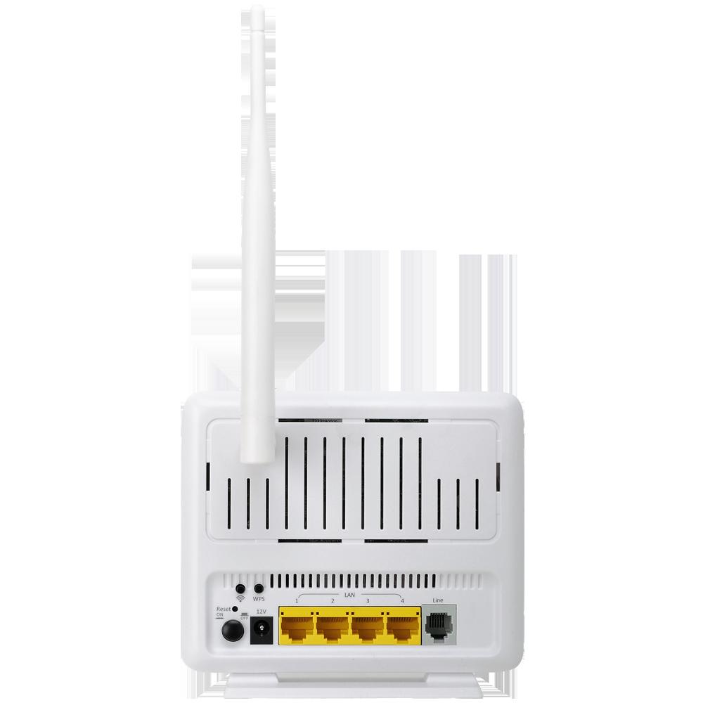 EDIMAX - Auslaufmodelle - ADSL Modem Routers - 150 Mbit/s Drahtloser ...