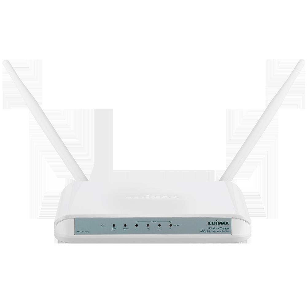 EDIMAX - Produits associés - Modem routeur ADSL - 300Mbps