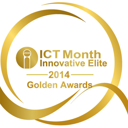 Taiwan ICT Month Innovative Elite 2014 Golden Awards