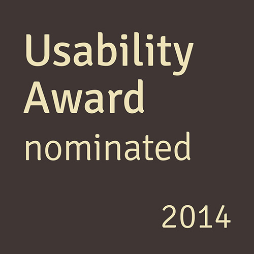 Edimax EW-7288APC awared by IFA Usability Award 2014