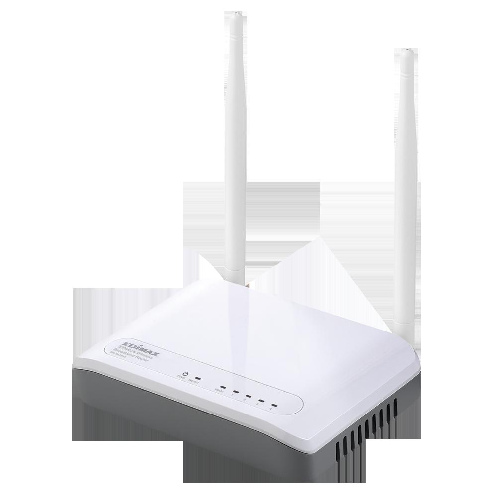 EDIMAX - Auslaufmodelle - Wireless Routers - 300 Mbit/s Wireless ...