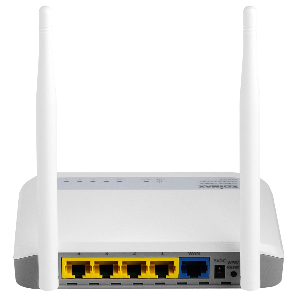 EDIMAX - Wireless Routers - N300 - 300Mbps Wireless