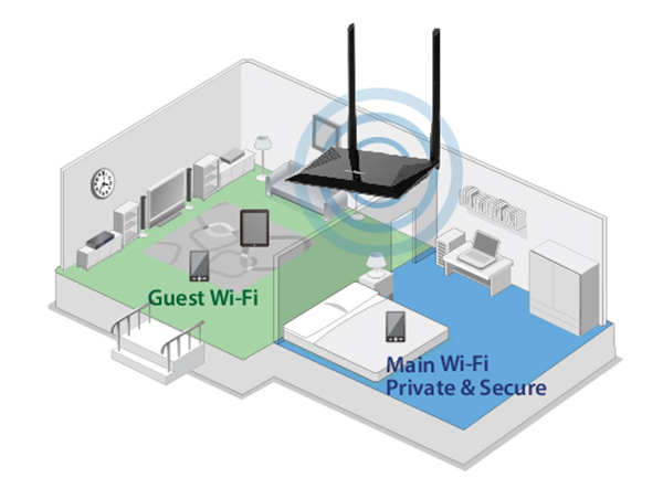 Edimax BR-6428nS V5 4-in-1 N300 Wi-Fi Router, Access Point, Range Extender & WISP