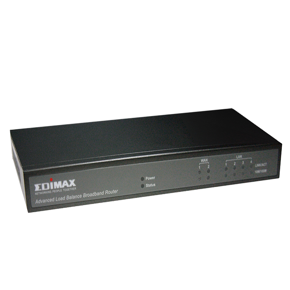 EDIMAX - Legacy Products - Wired Broadband Routers - 2 WAN + 4LAN ...
