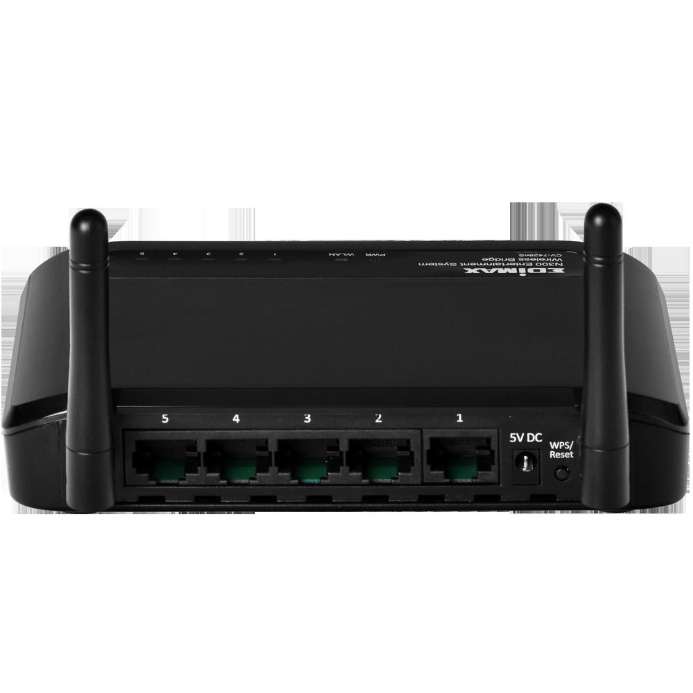 EDIMAX - Auslaufmodelle - Entertainment Networking - N300 Universal ...