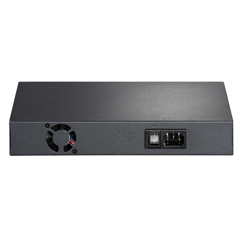 Edimax Switches Poe 8 Ports Desktop Power Over
