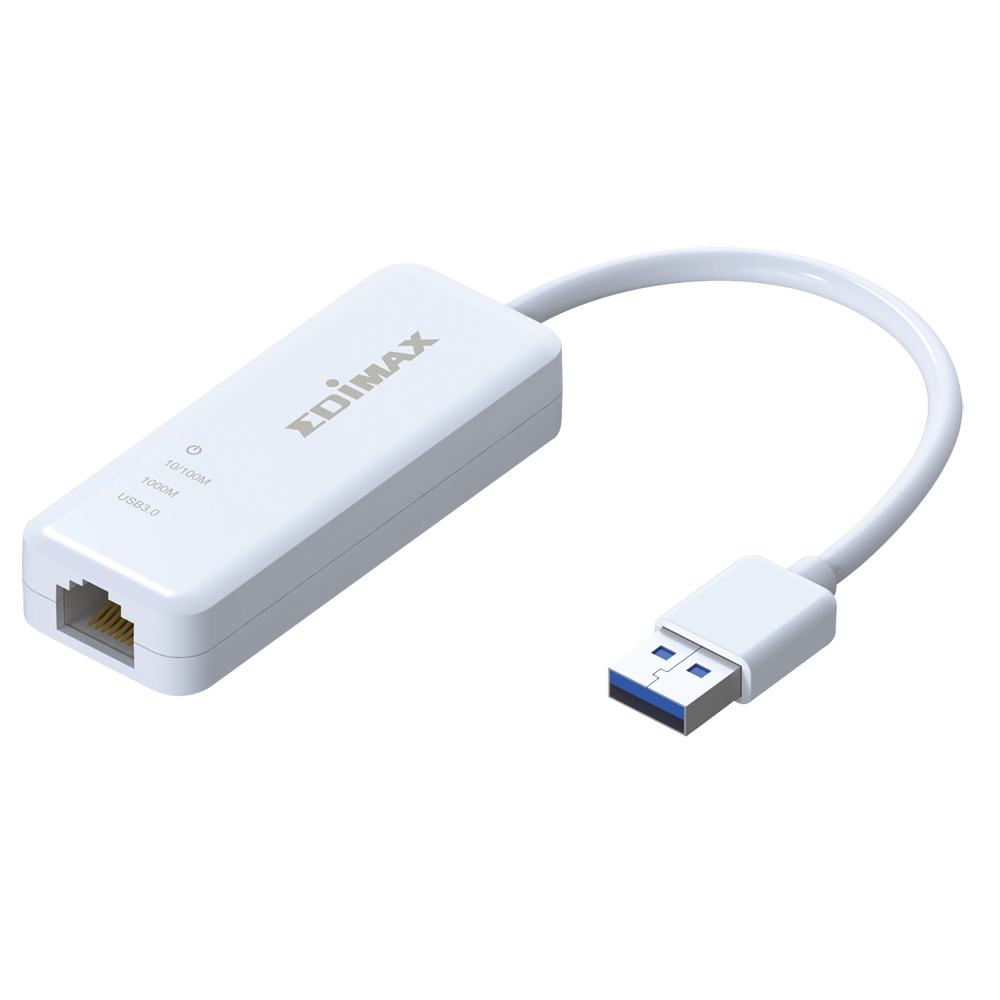 EDIMAX - Network Adapters - USB Adapters - USB 3 0 Gigabit Ethernet