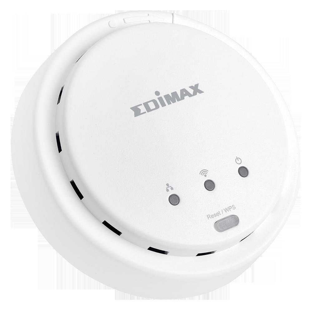 Edimax Access Points N300 N300 High Power Ceiling Mount Wireless Poe Range Extender Access Point